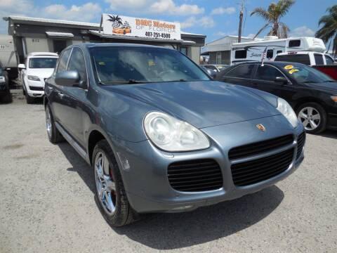 2005 Porsche Cayenne for sale at DMC Motors of Florida in Orlando FL