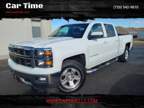 2015 Chevrolet Silverado 1500 for sale at Car Time in Denver CO