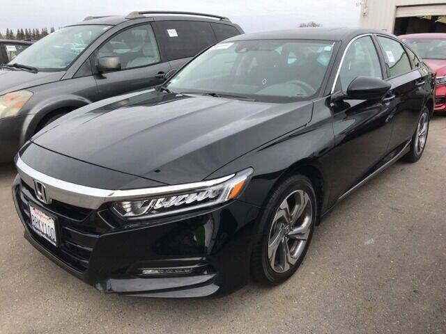 2020 Honda Accord for sale at San Jose Auto Outlet in San Jose CA