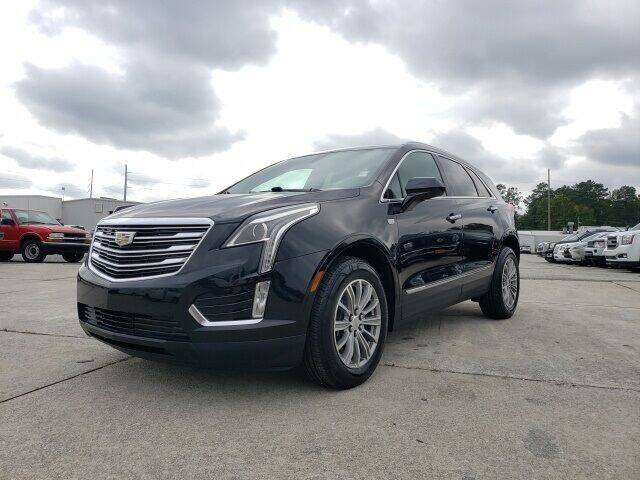 2017 Cadillac XT5 for sale at Hardy Auto Resales in Dallas GA
