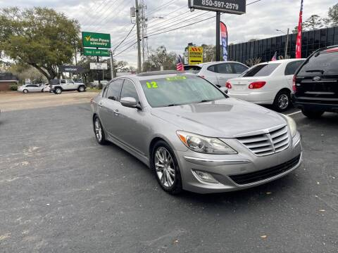 2012 Hyundai Genesis for sale at The Strong St. Moses Auto Sales LLC in Tallahassee FL