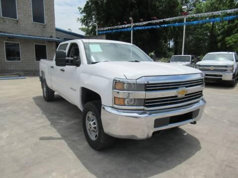 2015 Chevrolet Silverado 2500HD for sale at Lone Star Auto Center in Spring TX