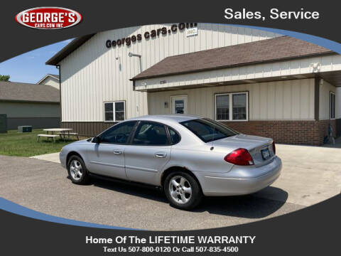 2003 Ford Taurus for sale at GEORGE'S CARS.COM INC in Waseca MN