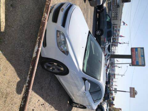 2012 Chevrolet Malibu for sale at Jerry Allen Motor Co in Beaumont TX