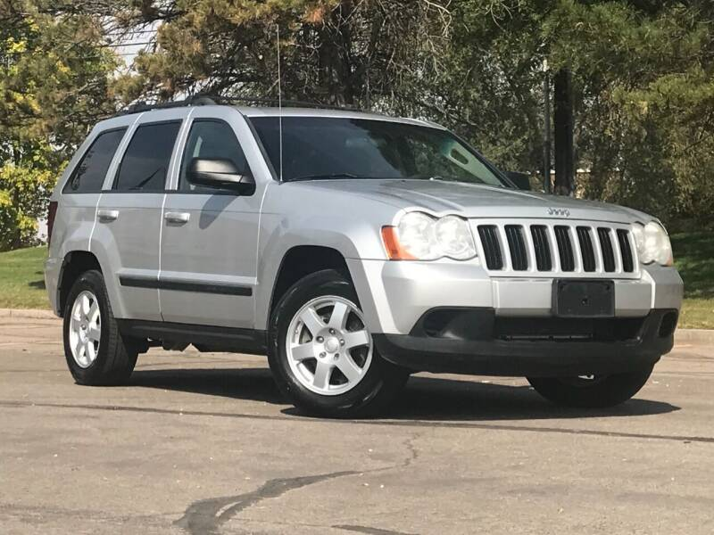 2009 Jeep Grand Cherokee for sale at Used Cars and Trucks For Less in Millcreek UT