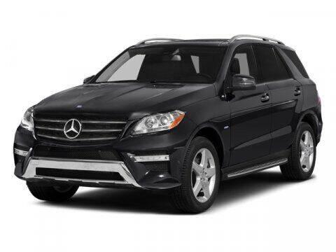 2014 Mercedes-Benz M-Class for sale at Mercedes-Benz of Daytona Beach in Daytona Beach FL