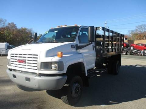 2006 GMC C4500 for sale at Auto Towne in Abington MA