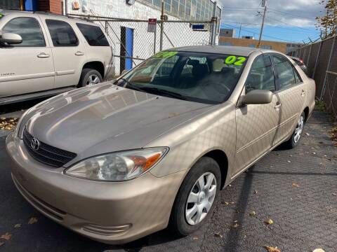 2002 Toyota Camry for sale at Square Business Automotive in Milwaukee WI