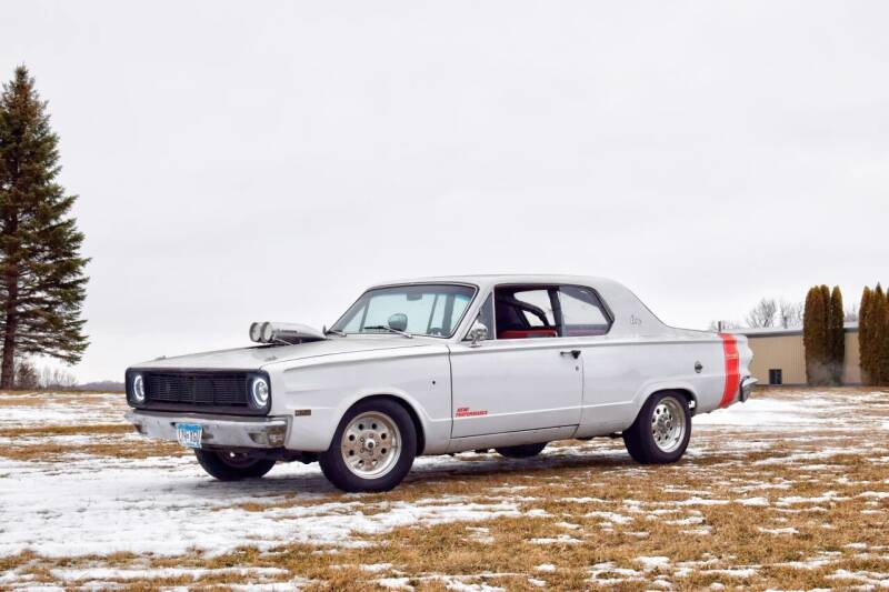 1966 Dodge Dart for sale at Hooked On Classics in Watertown MN