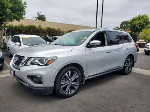 2017 Nissan Pathfinder for sale at CARCO SALES & FINANCE in Chula Vista CA