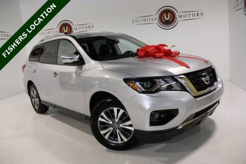 2020 Nissan Pathfinder for sale at Unlimited Motors in Fishers IN