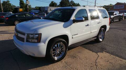 2007 Chevrolet Tahoe for sale at Unlimited Auto Sales in Upper Marlboro MD