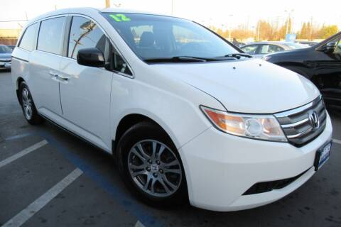 2012 Honda Odyssey for sale at Choice Auto & Truck in Sacramento CA