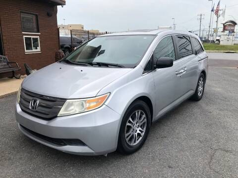 2011 Honda Odyssey for sale at Nicks Auto Sales in Philadelphia PA