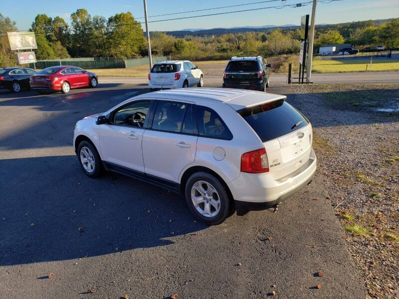 2013 Ford Edge SEL 4dr Crossover - Greenwood AR