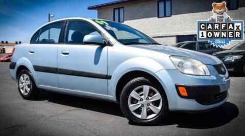 2009 Kia Rio for sale at Rahimi Automotive Group in Yuma AZ
