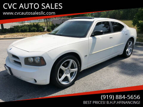 2006 Dodge Charger for sale at CVC AUTO SALES in Durham NC