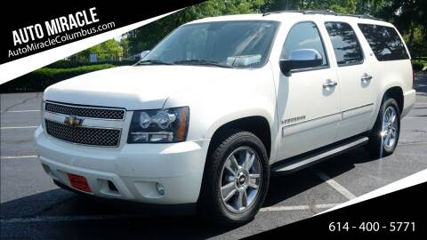 2010 Chevrolet Suburban for sale at Auto Miracle in Columbus OH