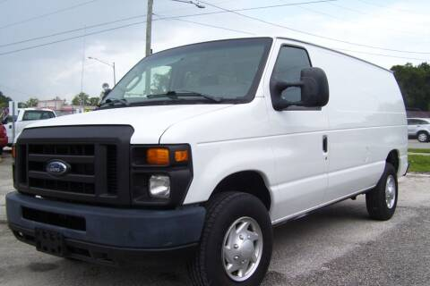 2012 Ford E-Series Cargo for sale at buzzell Truck & Equipment in Orlando FL