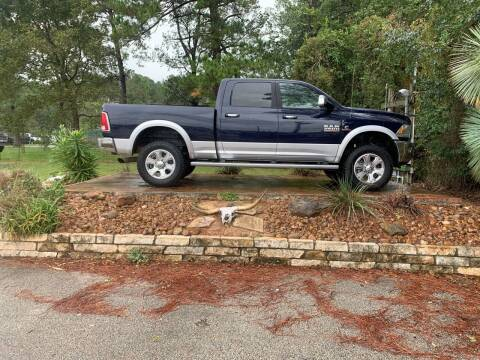 2015 RAM Ram Pickup 2500 for sale at Texas Truck Sales in Dickinson TX