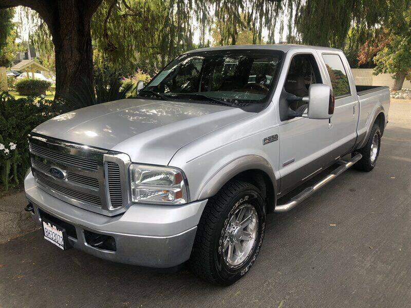 2006 Ford F-250 Super Duty for sale at Boktor Motors in North Hollywood CA