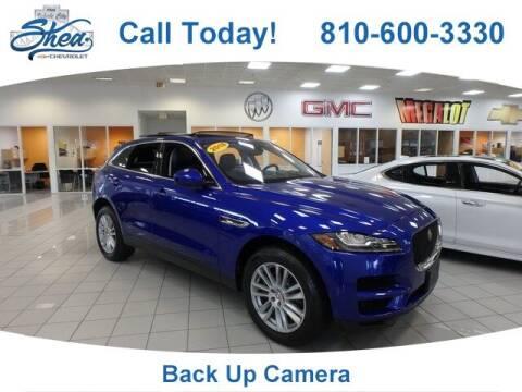 2018 Jaguar F-PACE for sale at Erick's Used Car Factory in Flint MI
