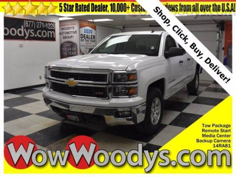 2014 Chevrolet Silverado 1500 for sale at WOODY'S AUTOMOTIVE GROUP in Chillicothe MO