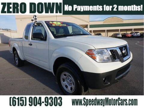 2016 Nissan Frontier for sale at Speedway Motors in Murfreesboro TN