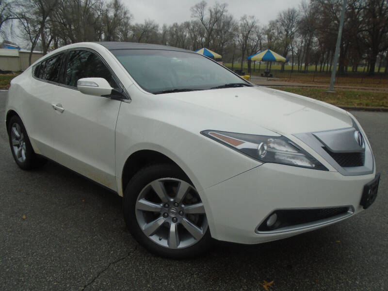 2010 Acura ZDX for sale at Sunshine Auto Sales in Kansas City MO
