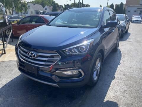 2017 Hyundai Santa Fe Sport for sale at CLASSIC MOTOR CARS in West Allis WI