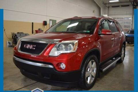 2012 GMC Acadia for sale at Wally Armour Chrysler Dodge Jeep Ram in Alliance OH