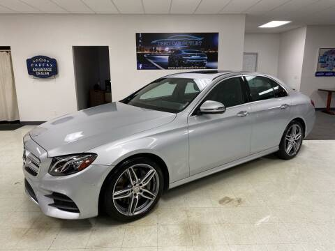 2017 Mercedes-Benz E-Class for sale at Used Car Outlet in Bloomington IL
