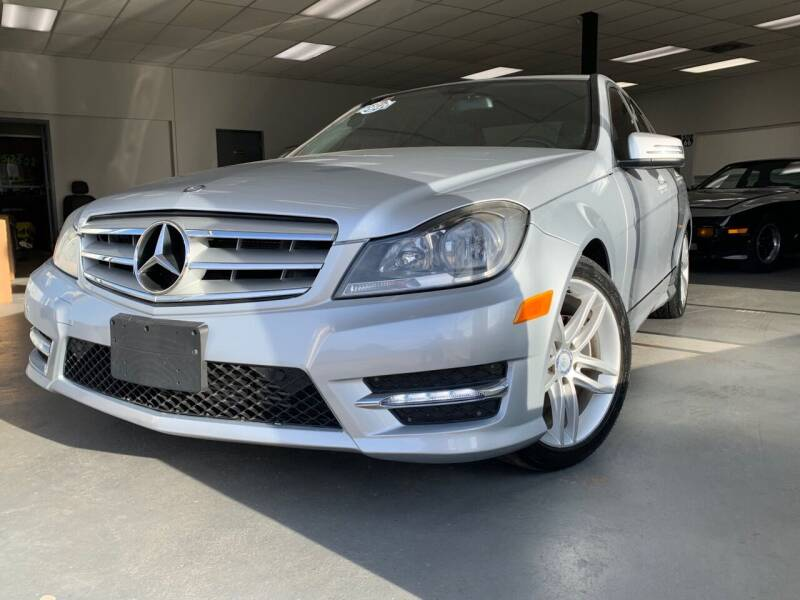 2013 Mercedes-Benz C-Class for sale at HIGHLINE AUTO LLC in Kenosha WI