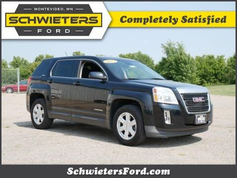 2015 GMC Terrain for sale at Schwieters Ford of Montevideo in Montevideo MN