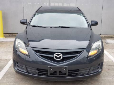 2012 Mazda MAZDA6 for sale at Delta Auto Alliance in Houston TX