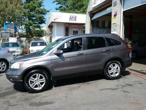 2011 Honda CR-V for sale at Drive Deleon in Yonkers NY