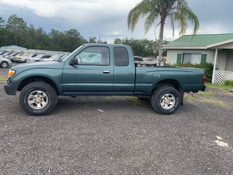 2000 Toyota Tacoma for sale at Popular Imports Auto Sales in Gainesville FL