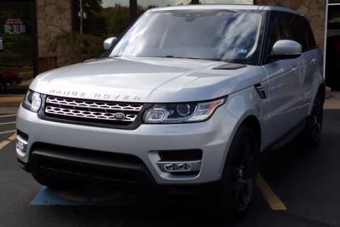 2017 Land Rover Range Rover Sport for sale at Rogos Auto Sales in Brockway PA