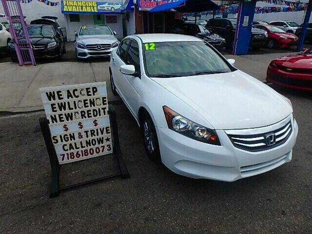 2012 Honda Accord for sale at 4530 Tip Top Car Dealer Inc in Bronx NY