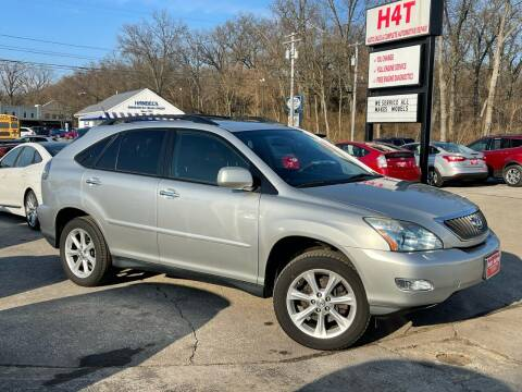 2008 Lexus RX 350 for sale at H4T Auto in Toledo OH