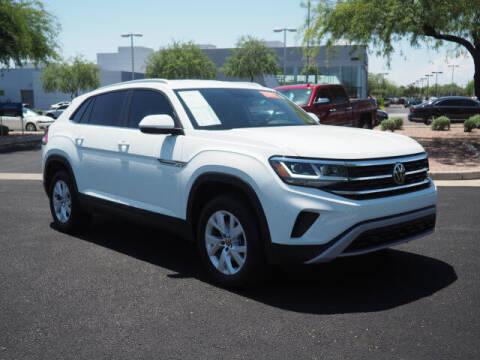 2020 Volkswagen Atlas Cross Sport for sale at CarFinancer.com in Peoria AZ
