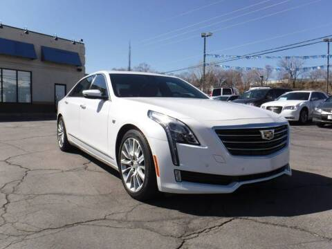 2016 Cadillac CT6 for sale at Platinum Auto Sales in Provo UT