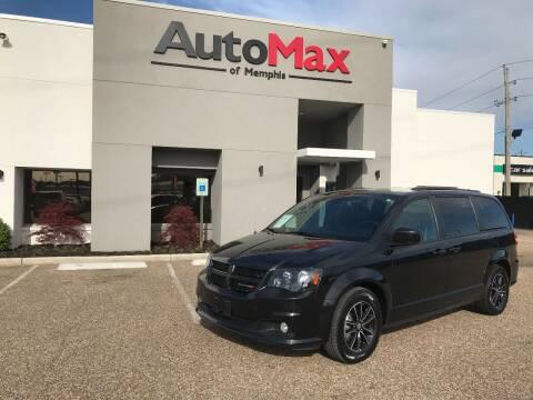 2018 Dodge Grand Caravan for sale at AutoMax of Memphis - Nate Palmer in Memphis TN