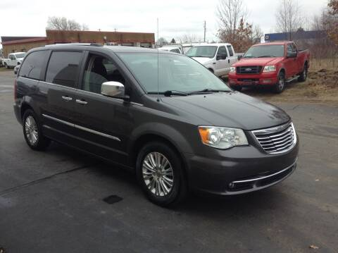 2016 Chrysler Town and Country for sale at Bruns & Sons Auto in Plover WI