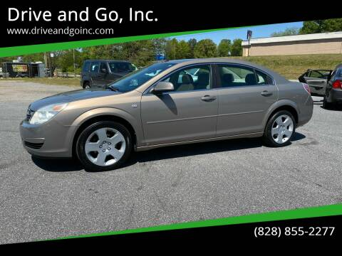 2008 Saturn Aura for sale at Drive and Go, Inc. in Hickory NC