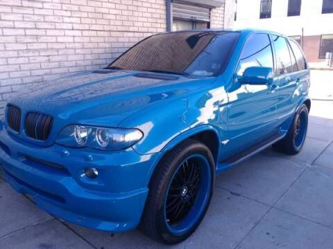2003 BMW X5 for sale at Classic Car Deals in Cadillac MI