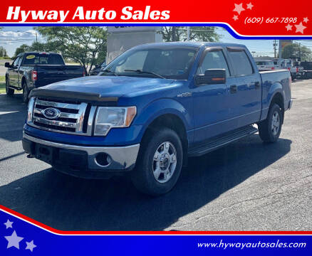 2011 Ford F-150 for sale at Hyway Auto Sales in Lumberton NJ