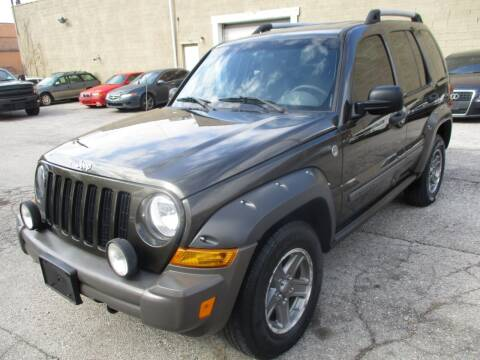 2005 Jeep Liberty for sale at Ideal Auto in Kansas City KS