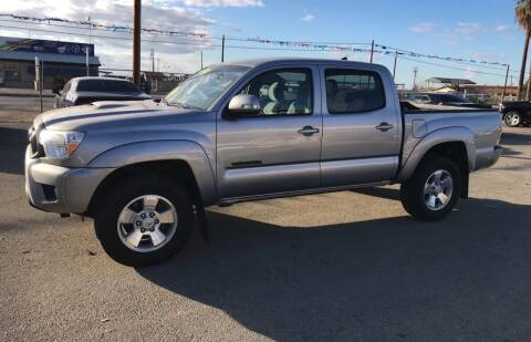 2015 Toyota Tacoma for sale at First Choice Auto Sales in Bakersfield CA