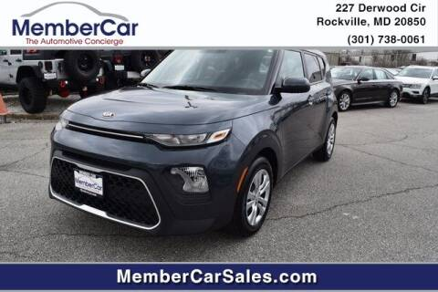 2020 Kia Soul for sale at MemberCar in Rockville MD